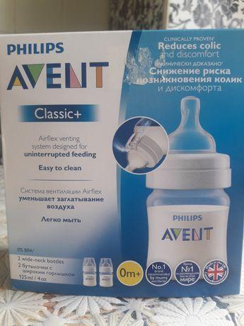 Бутылочки Philips AVENT classic+