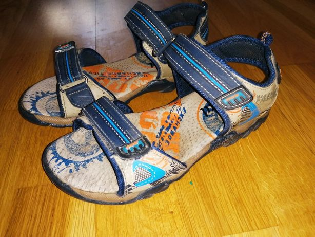 300р. Сандалии Arial 33 размер стелька 21см, обувь переобувка