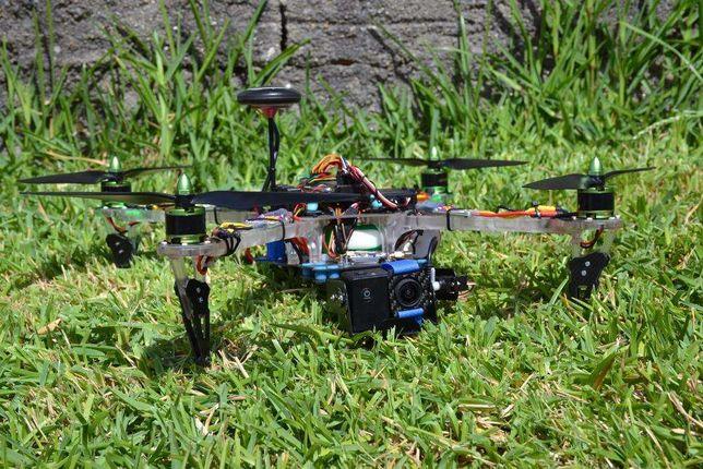 Drone FPV Q450 LED