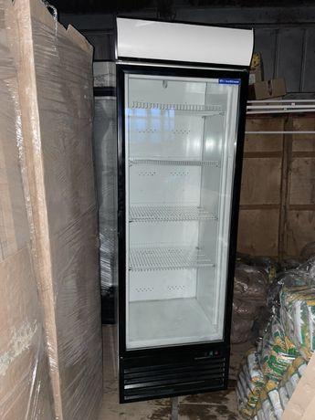 Холодильна вітрина шафа холодильник