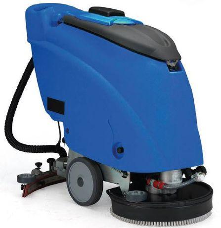 Lavadora de chão Sem Tracção com bateria 24V Autonomia: 2,5~3 h
