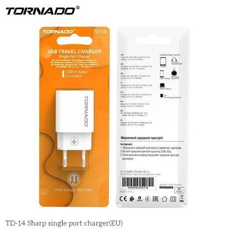 СЗУ Tornado TD-14 1USB white