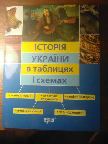 История Украины в таблицах и схемах 10-11 кл