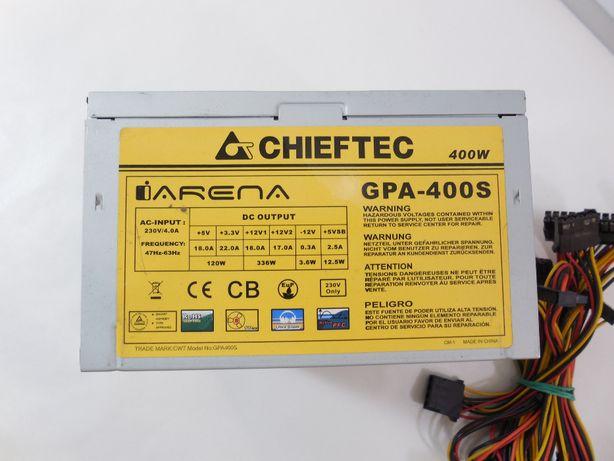 Продам блок питания CHIEFTEC GPA-400S Active PFC