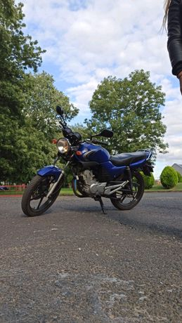 Motor Yamaha ybr 125