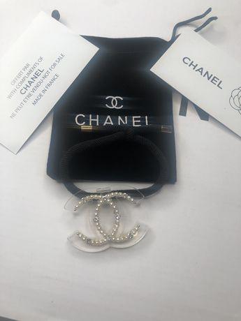 Chanel резинка для волос Шанель
