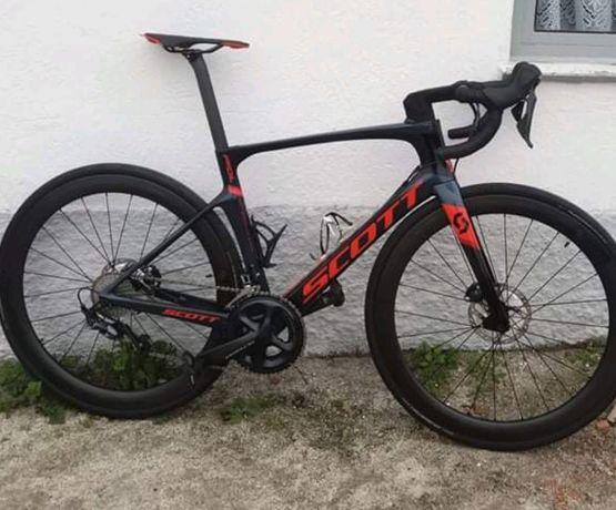 Bicicleta Scott Foil 20 (M)