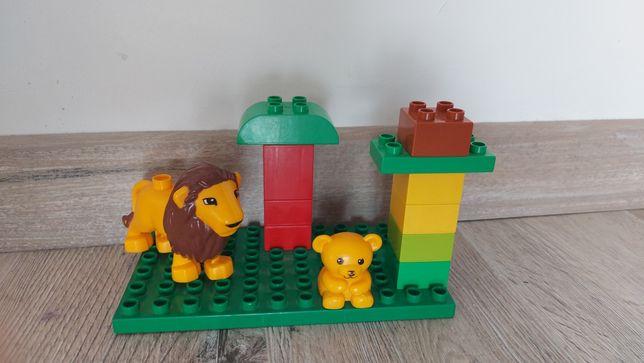 Lego Duplo Lew i misiu