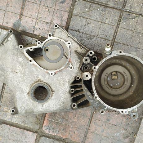 Крышка блока грм БМВ м62