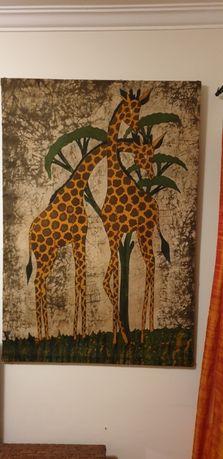 Batik de Girafas