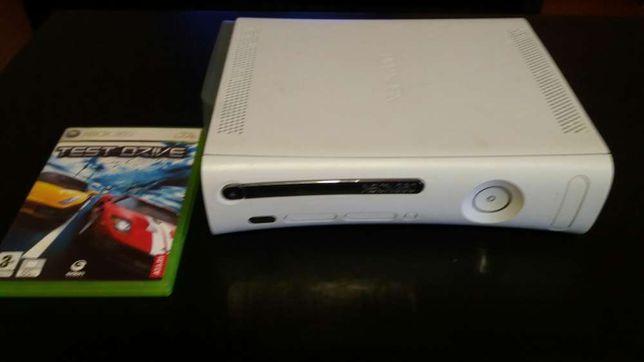 Xbox + jogo em otimo estado