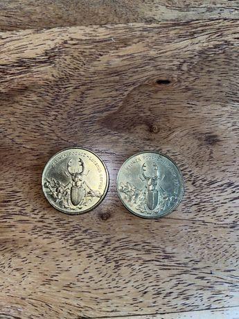 Monety 2zł Jelonek Rogacz 1997