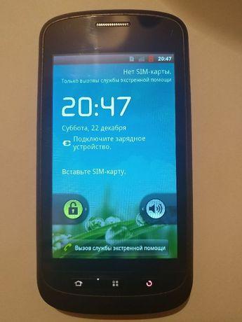 CDMA GSM Смартфон сенсорный мобильный телефон Kyivstar Spark/ZTE Libra