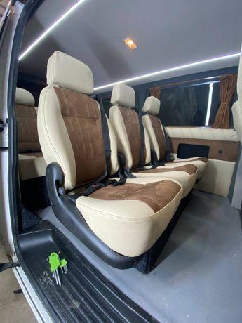 Перетяжка салона VW Crafter\T5\T6 Mercedes Sprinter\Vito\Viano