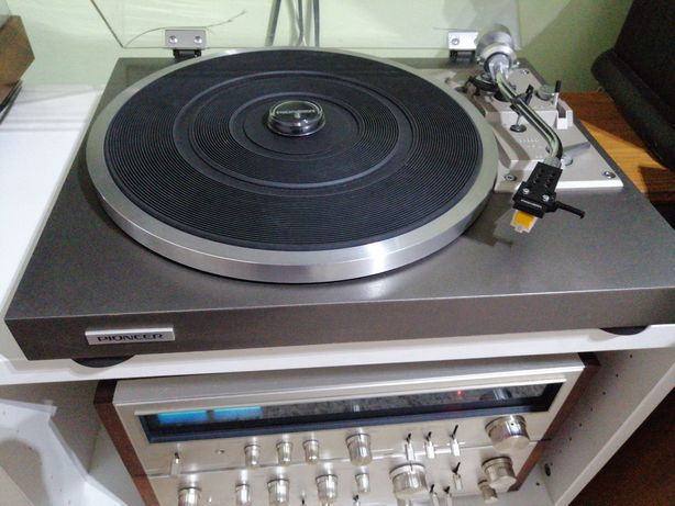 Gira discos Pioneer pl 514