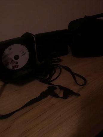 Medion dwa odtwarzacze 7 cali DVD Divix USB, samochodowe