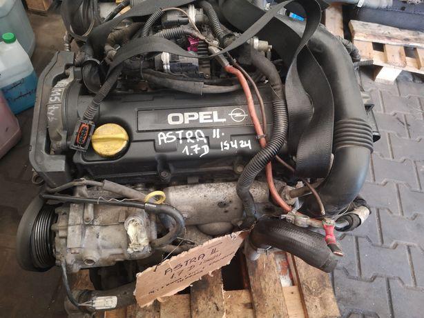 Silnik Opel Astra II g 1.7 d