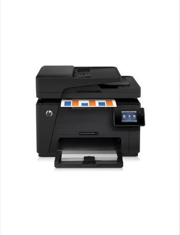 Drukarka laserowa HP Color LaserJet Pro M177fw