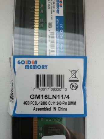 Golden Memory DIMM DDR3 4GbGM16LN11/4