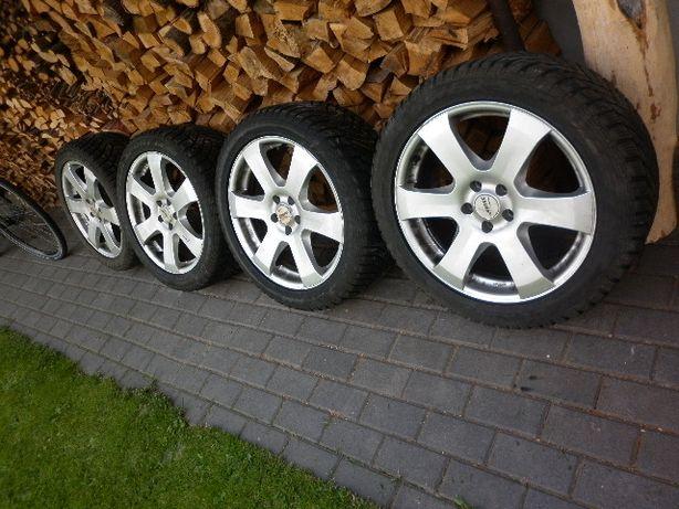 Felgi aluminiowe Peugeot 18 cali 5x108