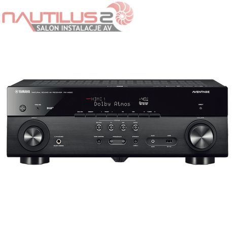 Yamaha RX-A680 amplituner wielokanałowy 7.2 AVENTAGE MusicCast