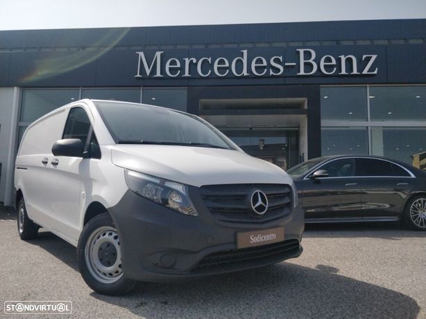 Mercedes-Benz Vito 116 Furgão Pro Standard