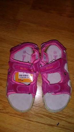 Распродажа детской обуви! Продам новые босоножки для девочки 29 р
