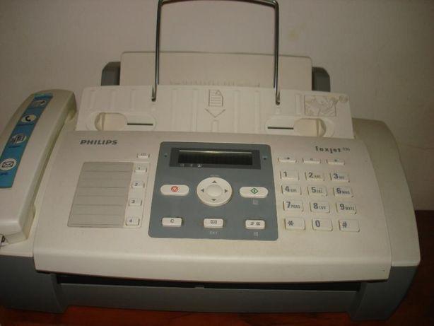 Faxjet 335 Philips, como novo