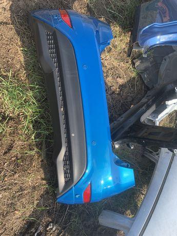 Zderzak tylny Ford Fiesta Mk7 ST-LINE