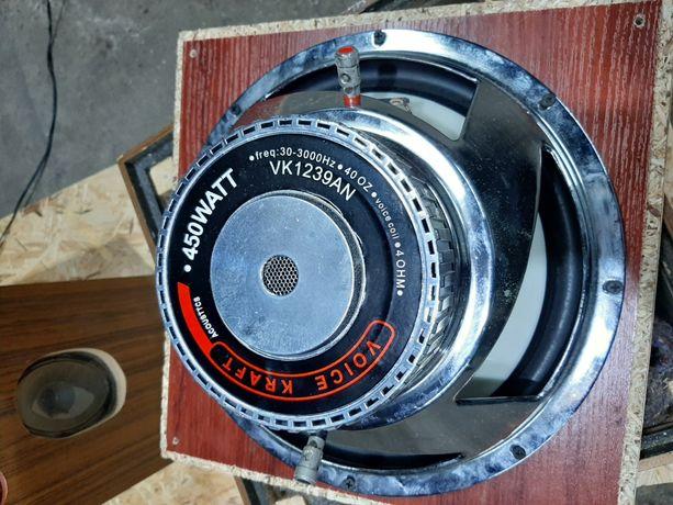 Głośniki 450W - 2 sztuki