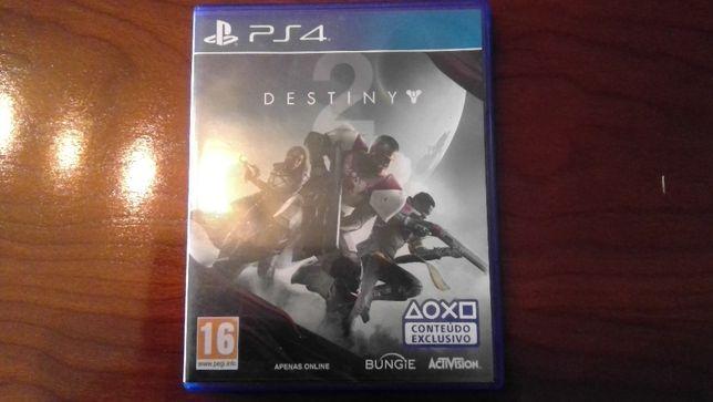 Jogo PS4 - Destiny 2