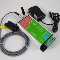 Relé Actuado por GSM - MONITOR GSM RELÉ E ALERTAS SMS - INPUT / OUTPUT