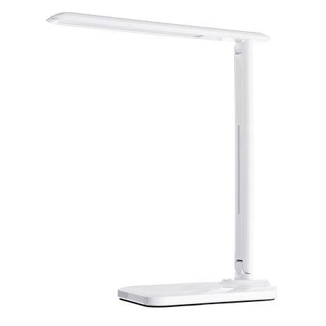 Lampka Led Biurkowa Z Ładowarką Indukcyjną Samsung/Huawei/Iphone