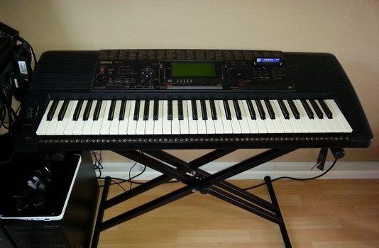 Клавиши Yamaha PSR-520