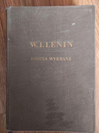 W.I. Lenin Dzieła Wybrane