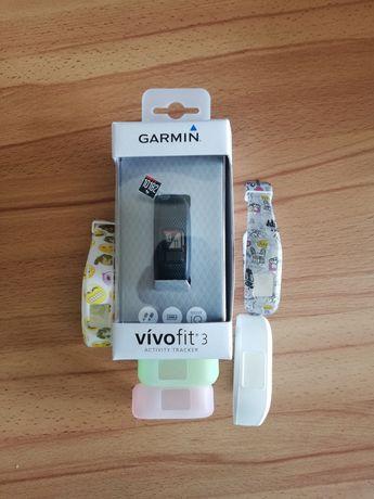 Garmin vivofit 3 com garantia