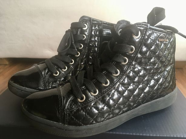 Buty dla dziewczynki Geox rozm. 33 stan idealny