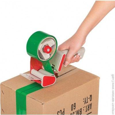 Диспенсер для упаковочного скотча ВМ 7400-02 Buromax