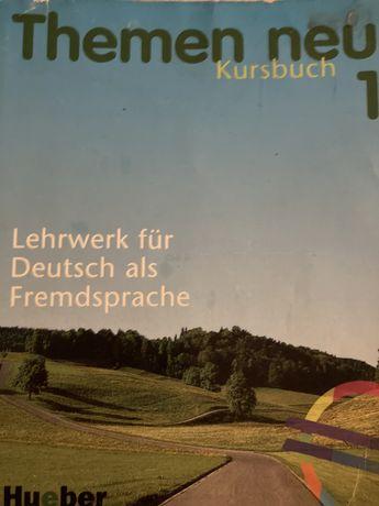 Niemiecki - Themen neu 1 - podrecznik - j. niemiecki
