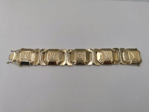 Złota bransoletka 251,22g p585 Lombard66