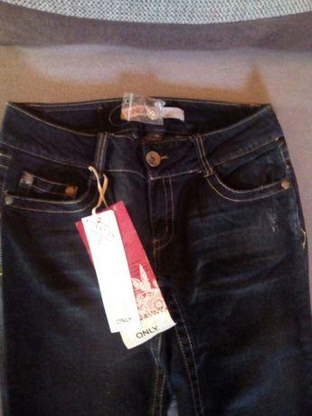 Spodnie Jeans Only damskie Nowe roz. 40/32