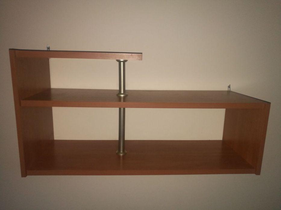 regał wiszący półka wisząca 94,5cm (szer) x 32,5 cm (gł) x 48 cm (h) Warszawa - image 1