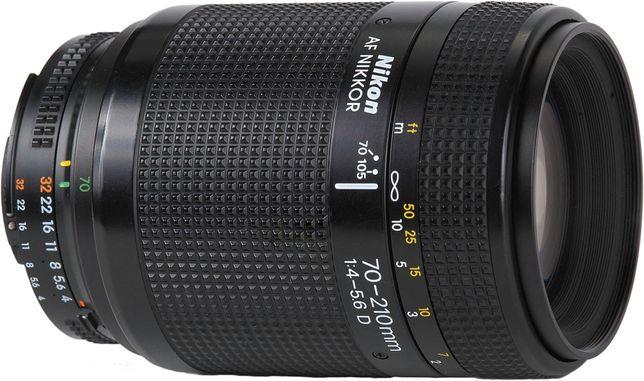 Nikon 70-210mm F4.0-5.6 (fullframe) - versão não D
