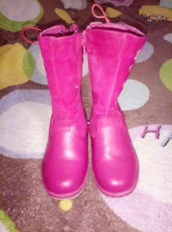 Сапоги, ботинки, сапожки для девочки зима