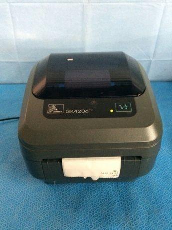 Zebra GK420d/GX420d, Ubuntu - термо принтер этикеток. Новая Почта