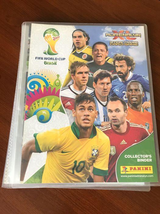 Kolekcja kart Fifa World Cup Brasil 2014 Kraków - image 1