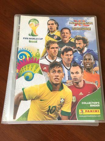 Kolekcja kart Fifa World Cup Brasil 2014