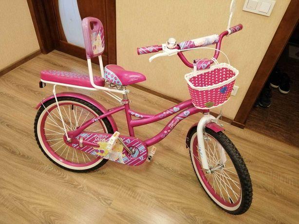 Велосипед Flora для дівчинки