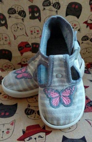 Босоножки / сандалики / тапочки для девочки Raweks