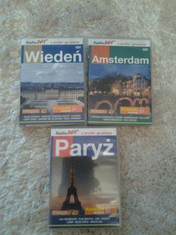 Wiedeń, Amsterdam, Paryż radio zet